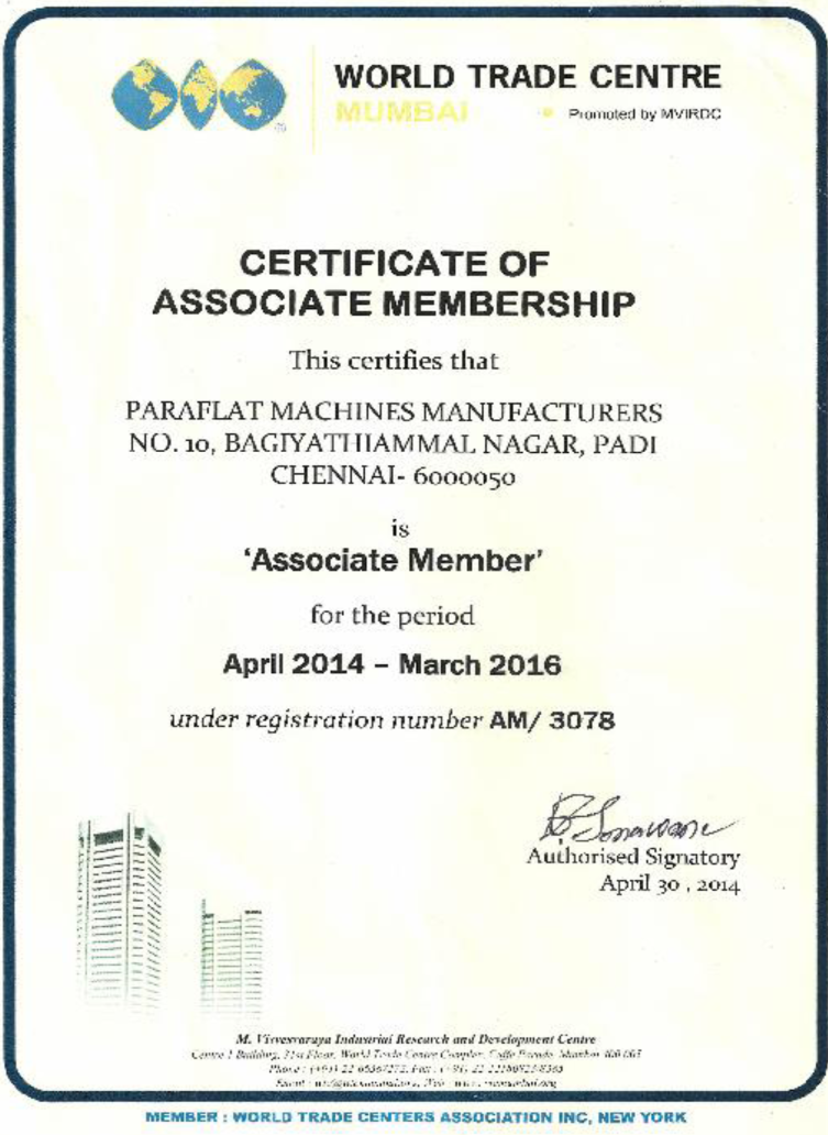 World Trade Membership