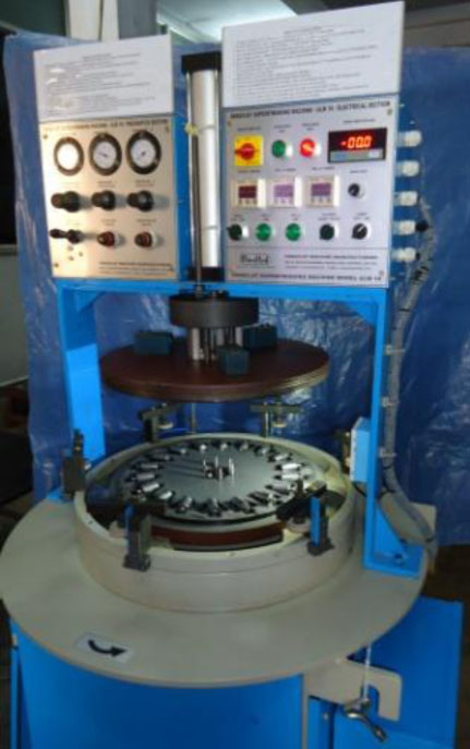 Cylindrical Superfinishing Machine